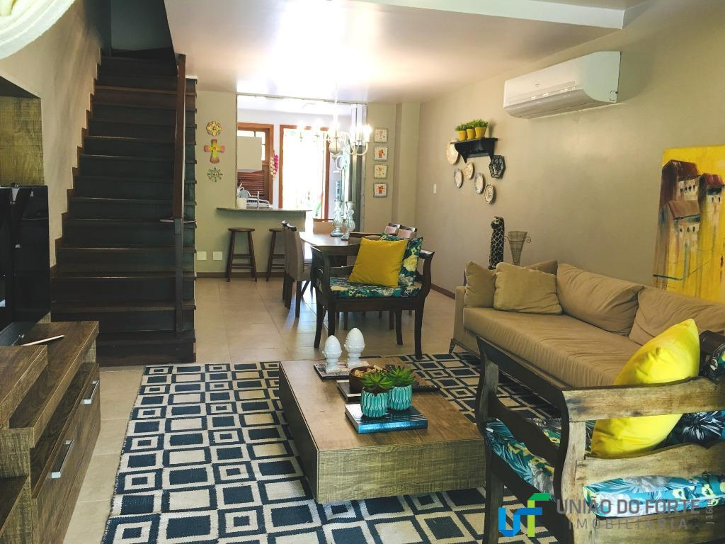 Apartamento Duplex temporada para locação, Praia do Forte, Mata de São João.