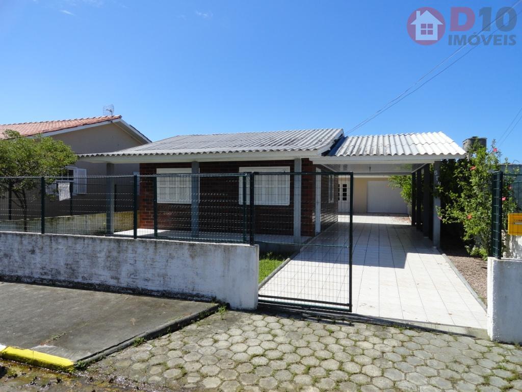 Casa residencial à venda, Erechim, Balneário Arroio do Silva - CA0046.