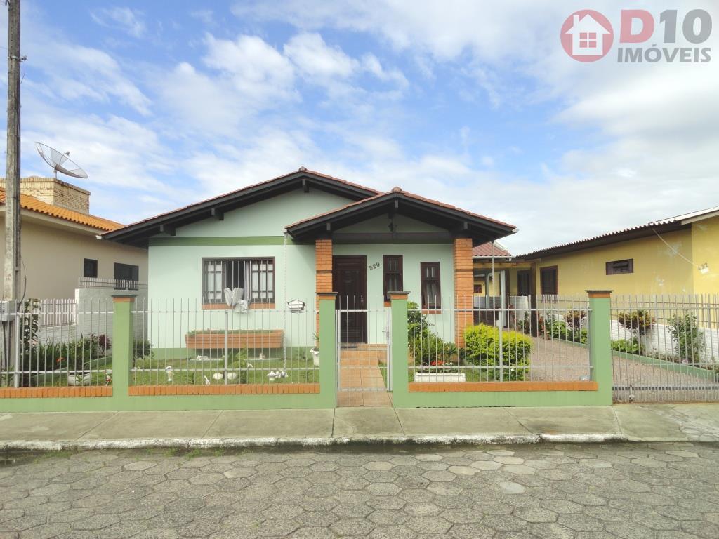Casa residencial à venda, Mato Alto, Araranguá - CA0217.