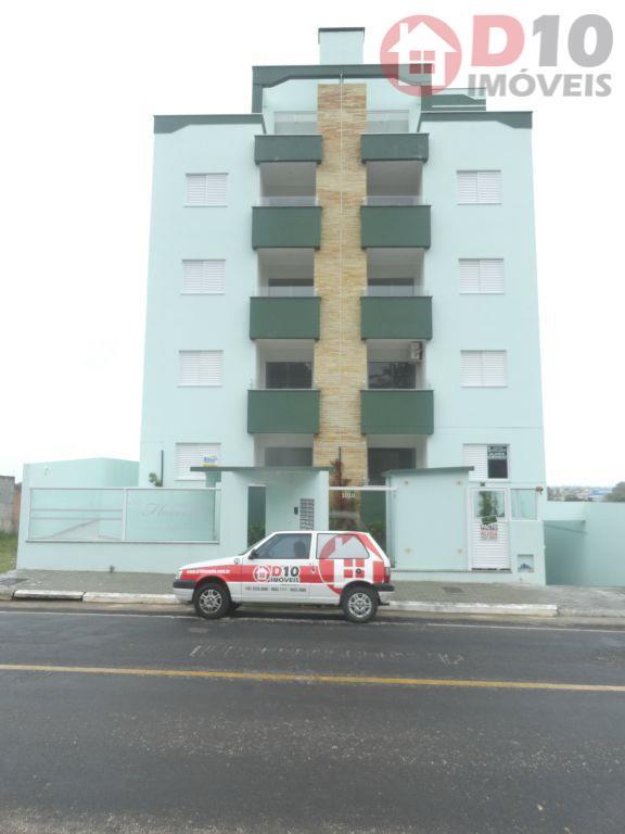 Apartamento residencial à venda, Urussanguinha, Araranguá - AP0053.