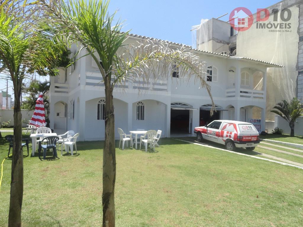 Casa residencial à venda, Centro, Balneário Arroio do Silva - CA0348.