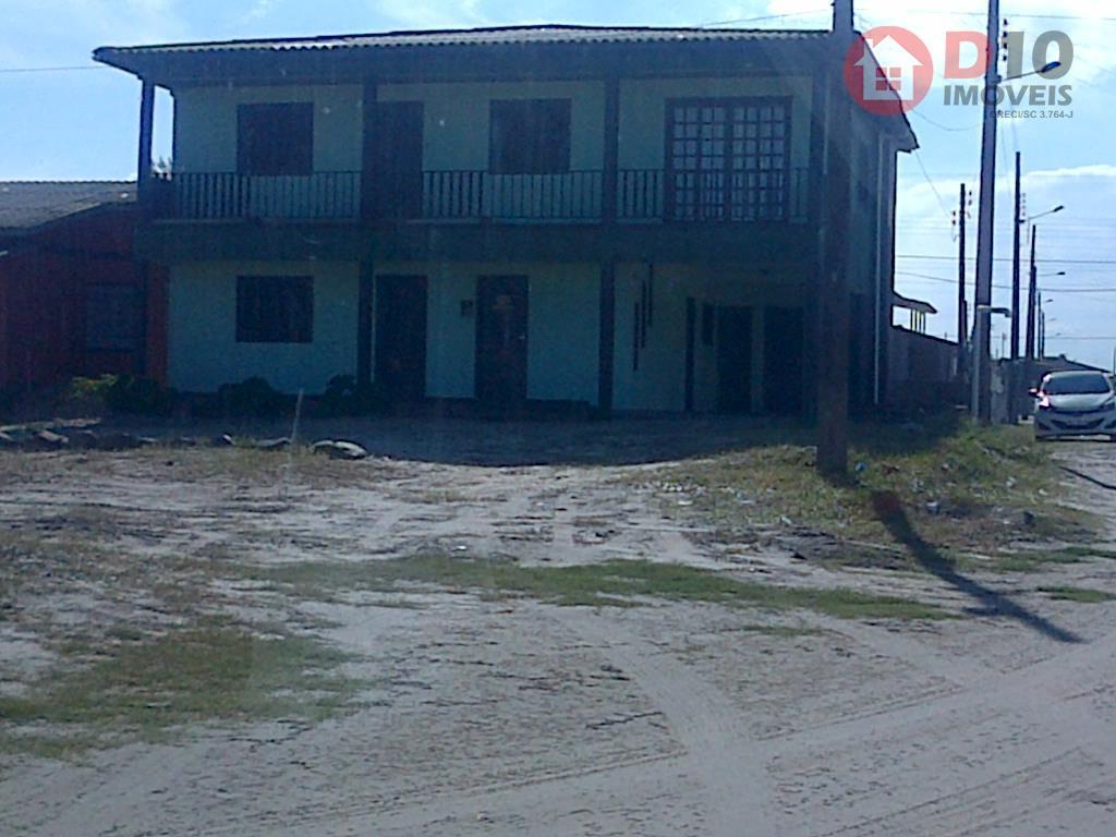 Casa residencial à venda, Zona Sul, Balneário Arroio do Silva - CA0501.