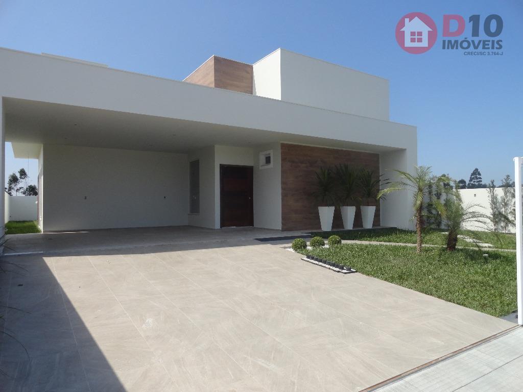 Casa residencial à venda, Residencial Açores, Araranguá - CA0324.