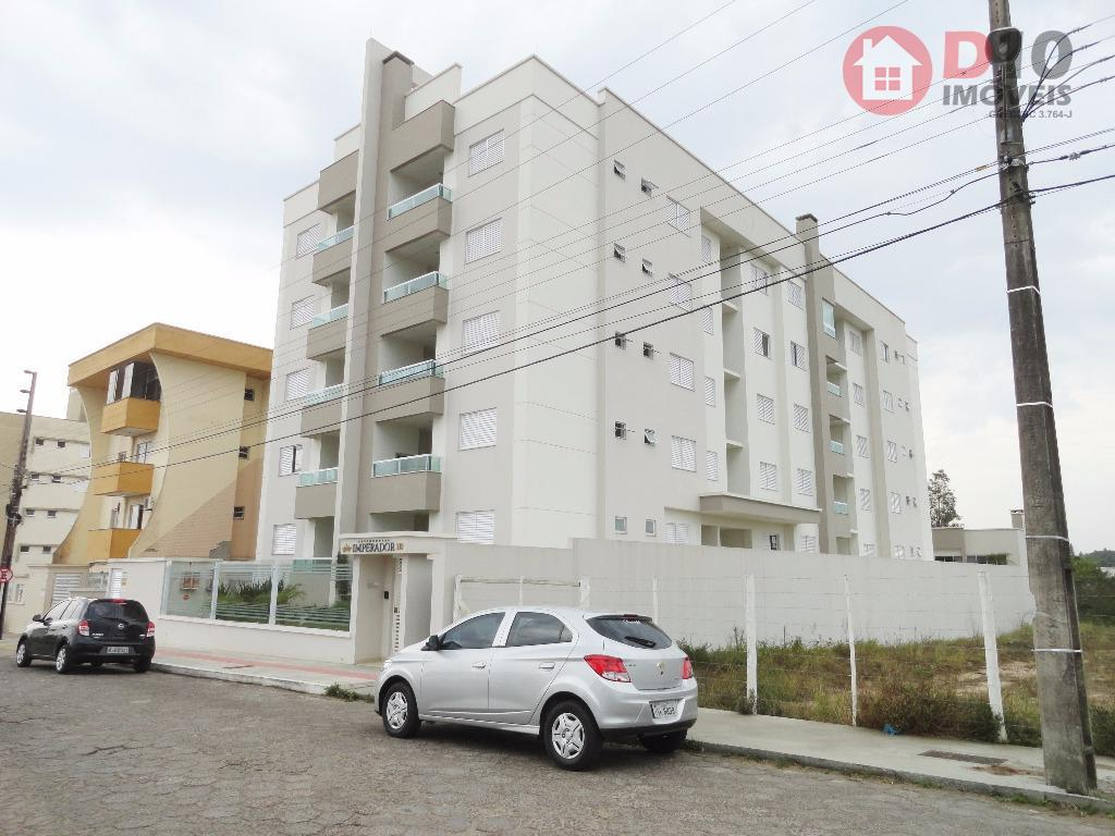 Apartamento residencial à venda, Cidade Alta, Araranguá - AP0120.