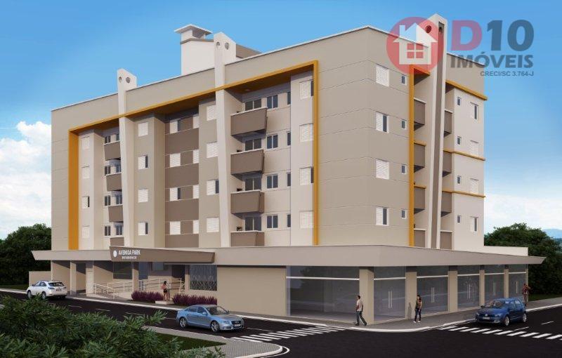Apartamento residencial à venda, Jardim Das Avenidas, Araranguá - AP0249.