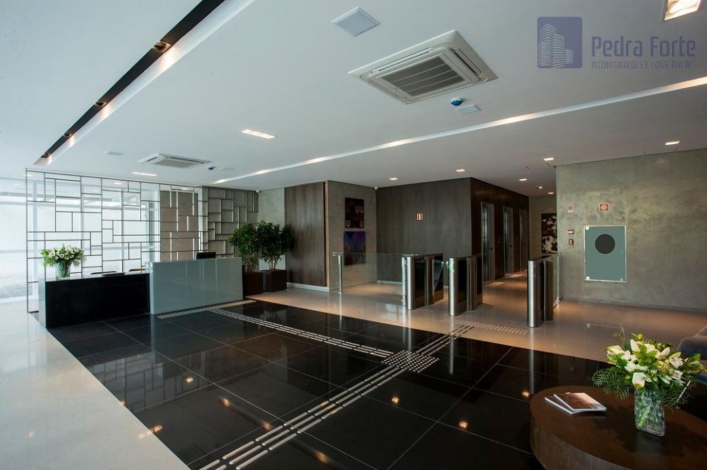 Conjunto comercial para venda ou locação novo, em um prédio lindo
