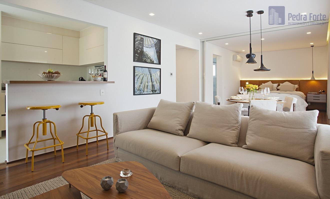 Apartamento pronto para morar
