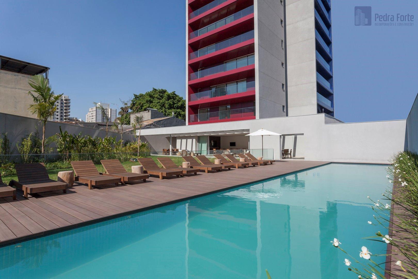 Apartamento decorado na Vila Olímpia projeto Isay Weinfeld.