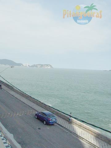 Pitangueiras - Belíssima Vista do Mar, Localização Privilegiada, Totalmente Reformado