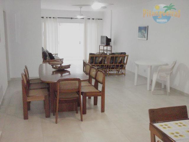 Pitangueiras - OPORTUNIDADE - 50 metros do mar -142 m² úteis - Garagem - Melhor local !!