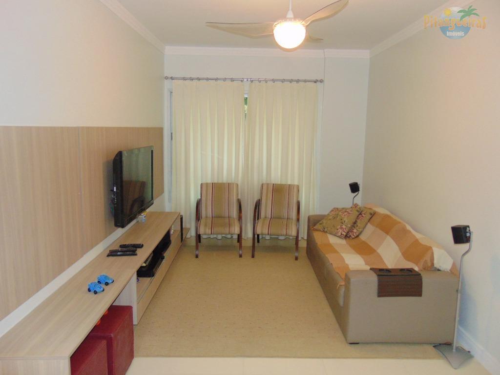 Praia de Astúrias, Maravilhoso Apartamento, Totalmente Reformado, Local Nobre, Fino Acabamento, Garagem, Lazer.
