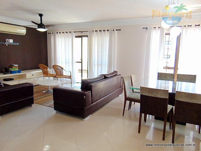 Astúrias - Linda vista para o mar - Apartamento totalmente reformado - 160 m² úteis - 2 vagas.