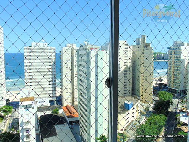 Pitangueiras - Excelente apartamento - Próximo da praia - Vista para o mar - Reformado - 2 vagas de garagem.