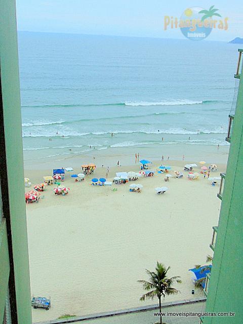 Pitangueiras - Frente mar - Reformado - 01 vaga.