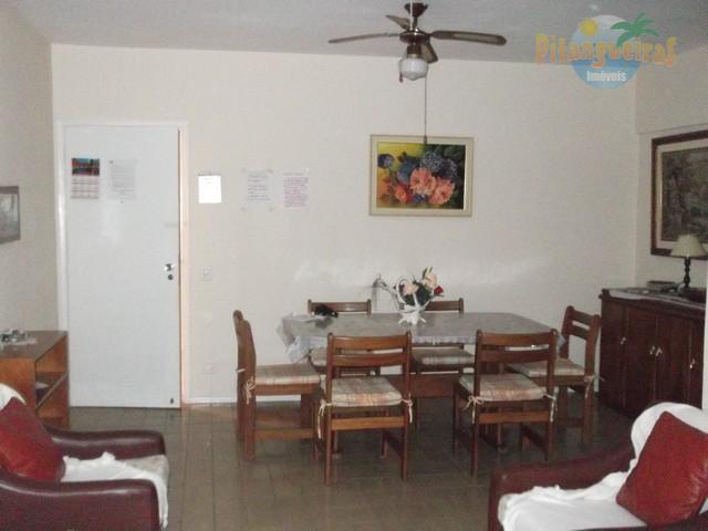 Pitangueiras - 1 Quadra da praia, Vaga de garagem, Localização Privilegiada