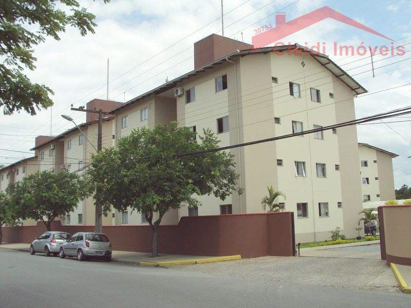 Apartamento  residencial para venda e locação, Saguaçu, Joinville.
