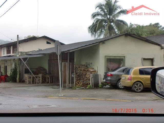 Casa comercial à venda, Saguaçu, Joinville - CA0136.