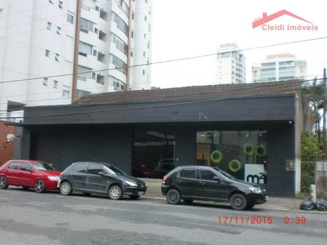 Galpão  comercial para locação, Centro, Joinville.