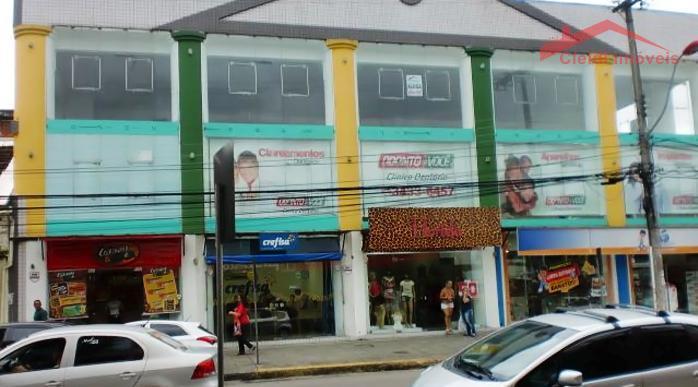 Sala comercial para locação, Centro, Joinville - SA0032.