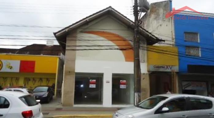 Sala comercial para locação, Centro, Joinville - SA0035.