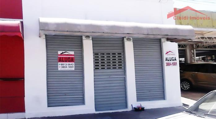 Sala comercial para locação, Bucarein, Joinville - SA0036.