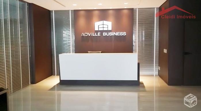 Sala  comercial para locação, Centro, Joinville.