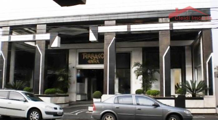 Sala comercial para locação, Centro, Joinville - SA0013.