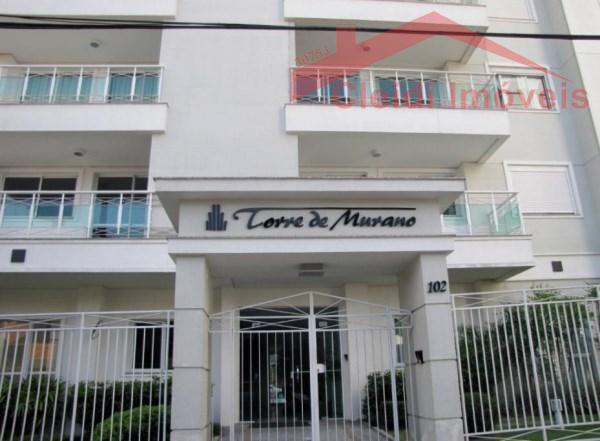 Apartamento com 3 dormitórios para alugar, 105 m², Centro - Joinville/SC