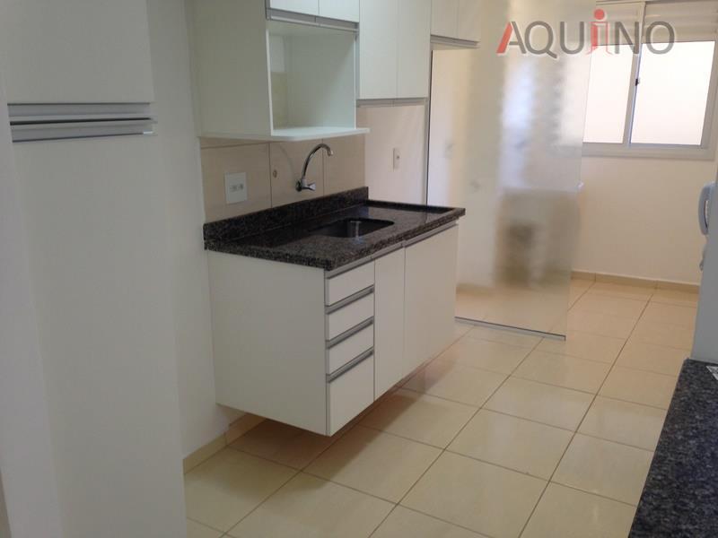 Apartamento residencial para locação, Jardim Rosolém, Hortolândia.