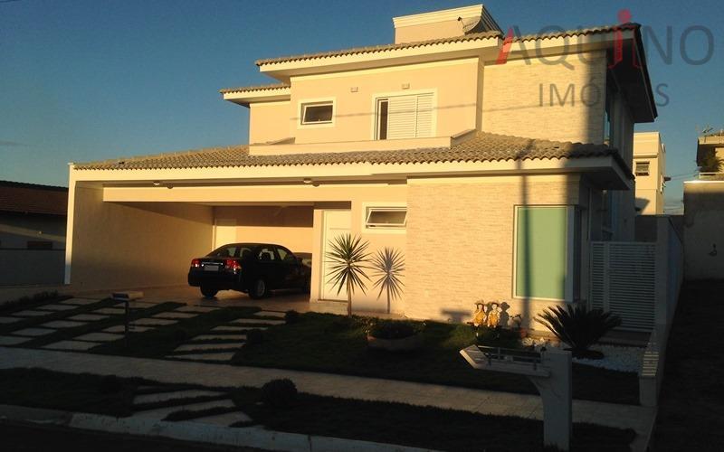 Sobrado residencial para venda e locação, Jardim Green Park Residence, Hortolândia.