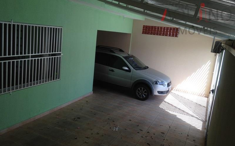 Casa residencial à venda, Jardim Terras de Santo Antônio, Hortolândia.