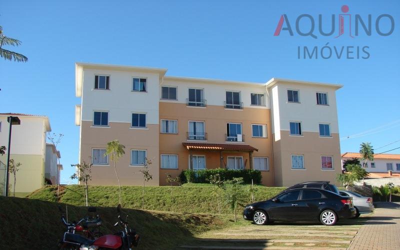 Apartamento residencial à venda, Jardim Santa Clara do Lago II, Hortolândia.