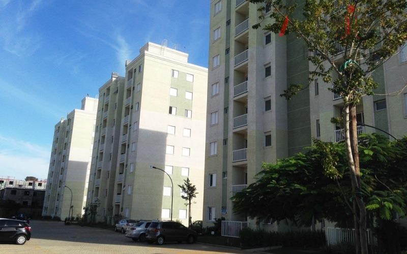 Apartamento residencial para locação, Jardim Santa Izabel, Hortolândia.