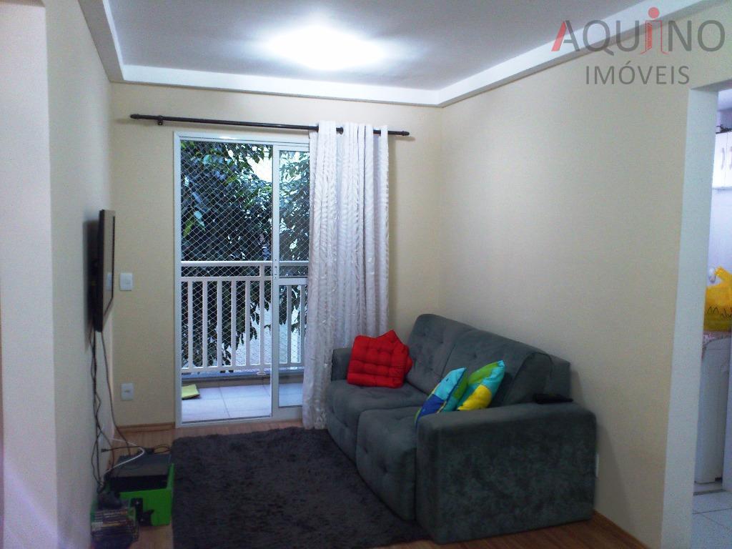 Apartamento residencial à venda, Jardim Santa Izabel, Hortolândia.