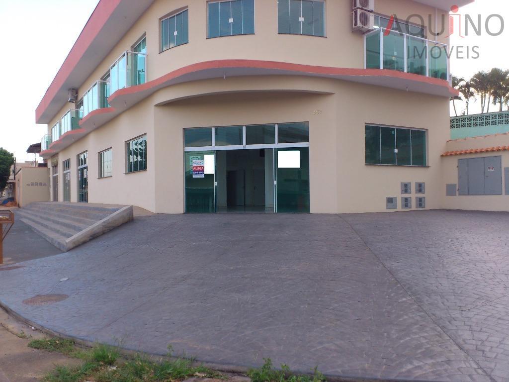 Salão comercial para locação, Jardim Santa Izabel, Hortolândia.