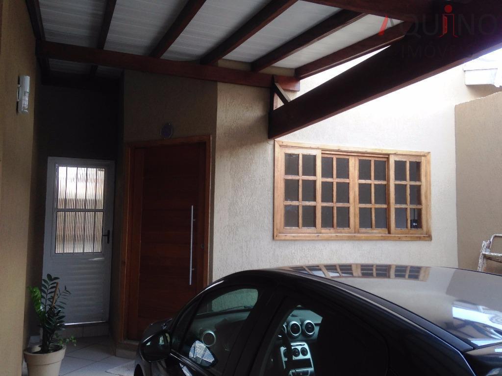 Casa para financiamento - Jardim Terras de Santo Antônio - Hortolândia.