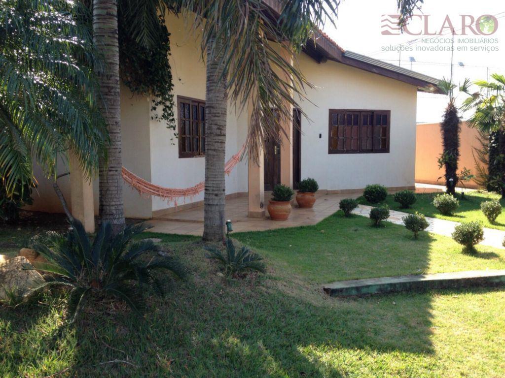 Casa residencial à venda, Residencial Mont Blanc, Cosmópolis.