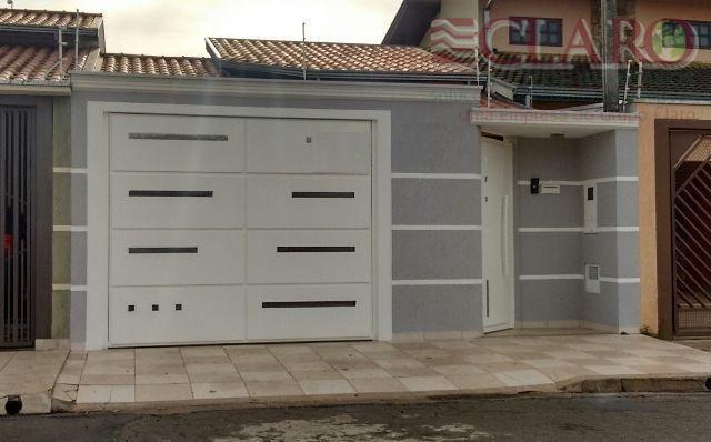 Casa à venda Mobiliada, Jd. Santa Rosa, Cosmópolis.- Aceita carro ou moto como parte do pagamento!