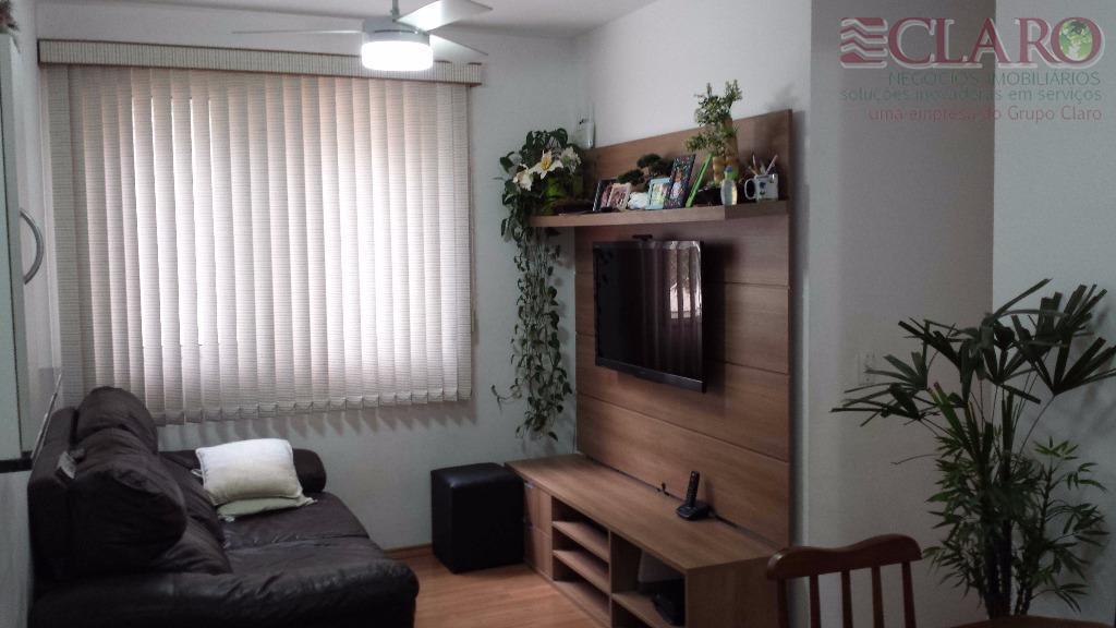 Apartamento  residencial à venda, Morumbi, Paulínia.