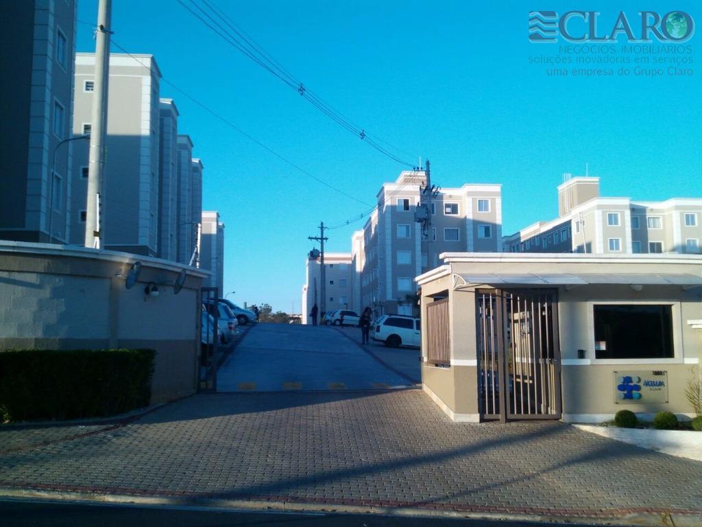 Apartamento residencial à venda, Vila Campos Sales, Campinas.