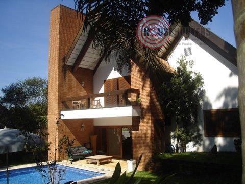 Sobrado residencial para locação, Retiro Morumbi, São Paulo.