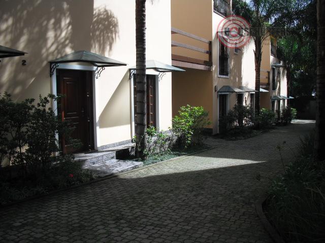 Sobrado residencial para locação, Santo Amaro, São Paulo.