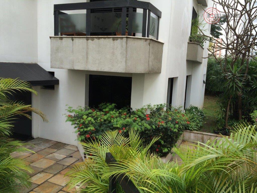 Cobertura residencial à venda, Indianópolis, São Paulo.