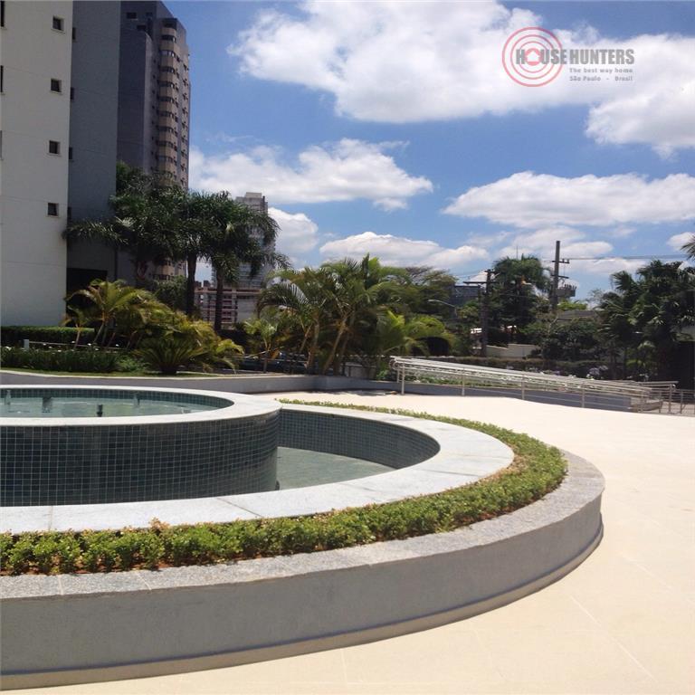 Cobertura residencial para locação, Santo Amaro, São Paulo.