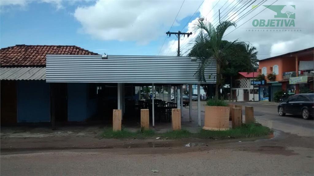 Terreno residencial à venda, Beirol, Macapá.