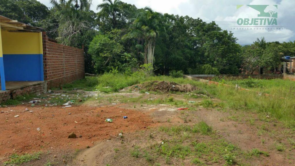 Terreno residencial à venda, Goiabal, Macapá.