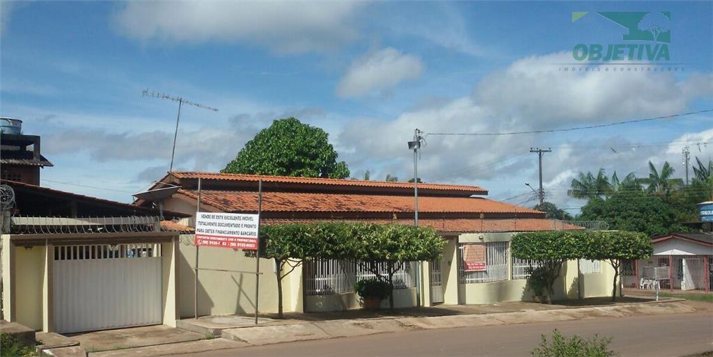 Casa residencial à venda, Congós, Macapá.