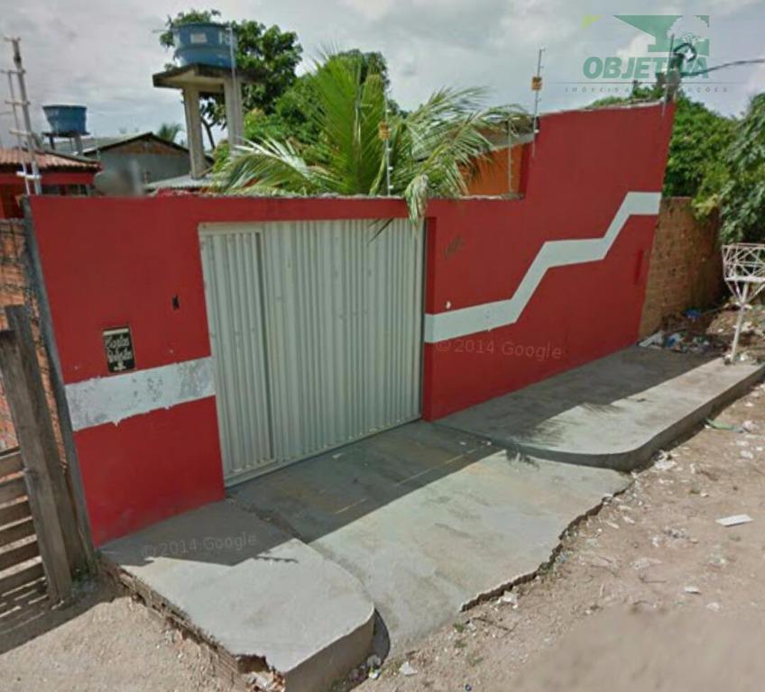 Casa residencial à venda, Infraero, Macapá.