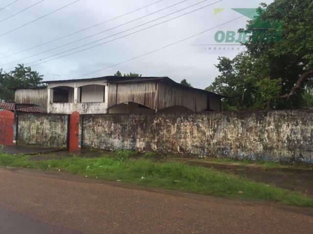 Terreno residencial à venda, Fazendinha, Macapá.