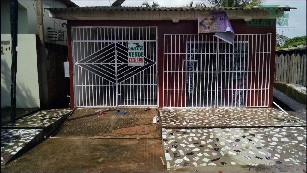 Casa residencial à venda, Muca, Macapá.